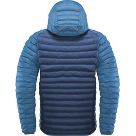 Haglöfs M's Essens Mimic Hood Jacket Tarn Blue/Blue Ink